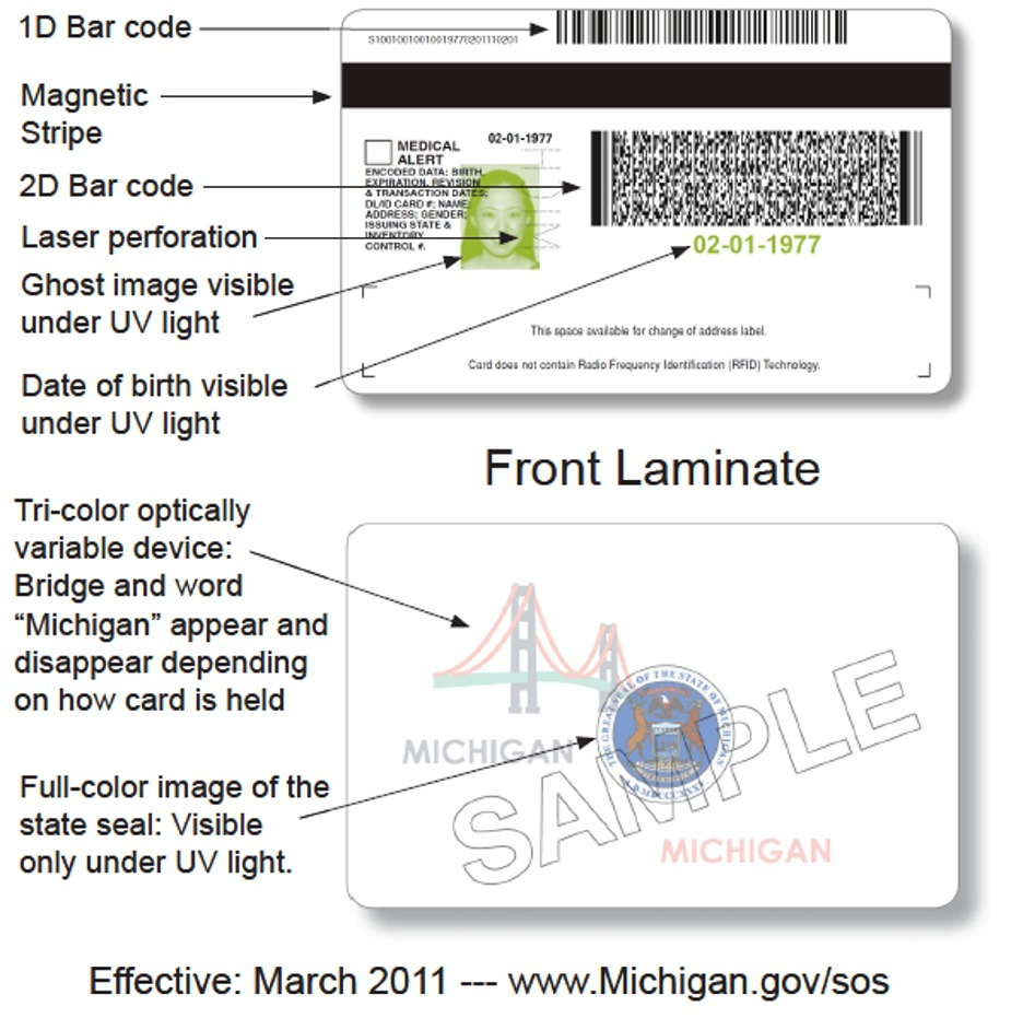 Idscanner New Scanner Now Works With Michigan Bar Id License Code